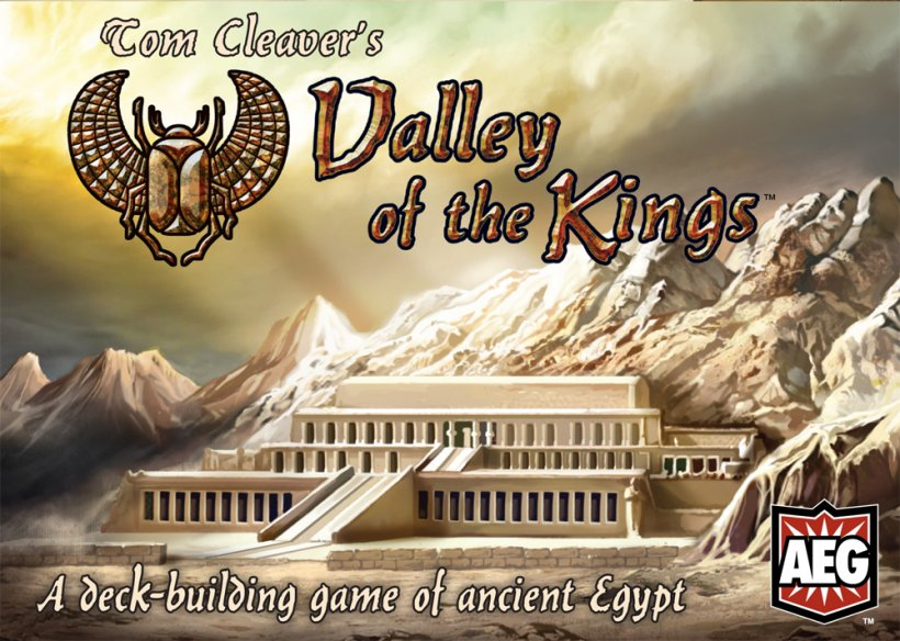 Valley of the Kings: copertina
