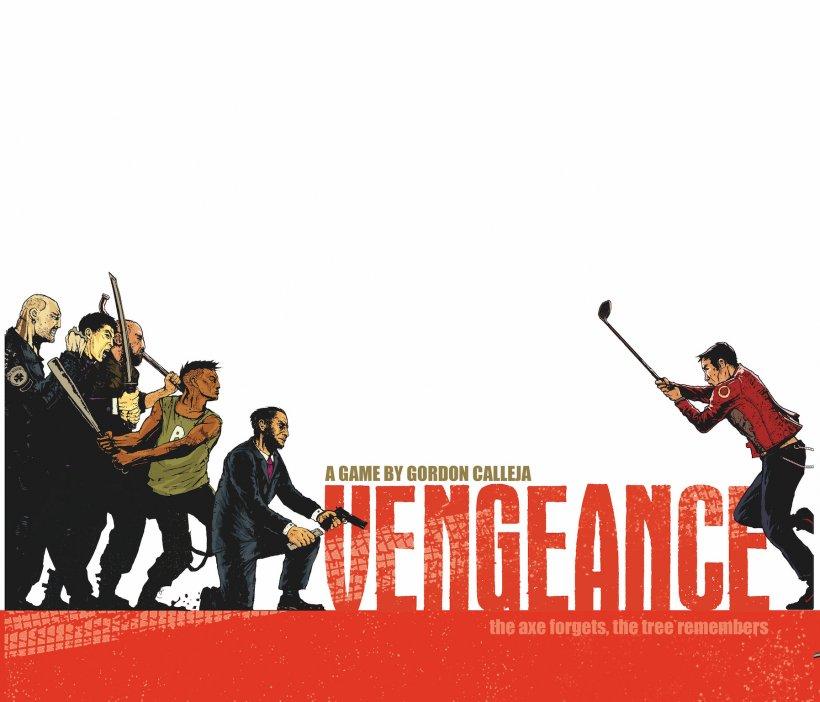 Vengeance: copertina