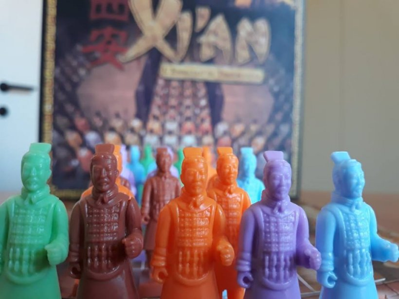 copertina Xi'an