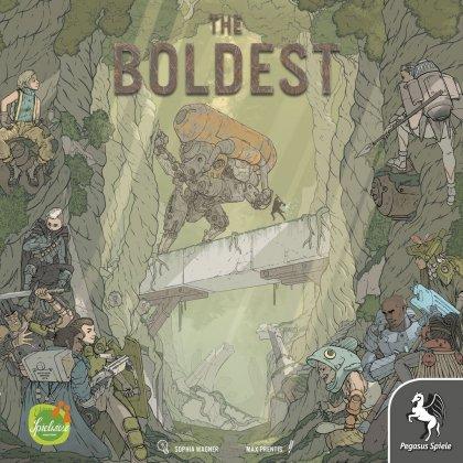 The Boldest copertina