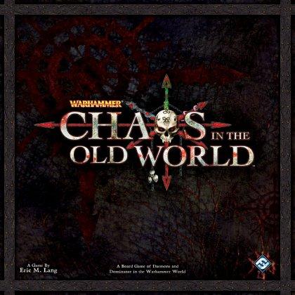 Copertina del gioco della FFG Caos nel Vecchio Mondo