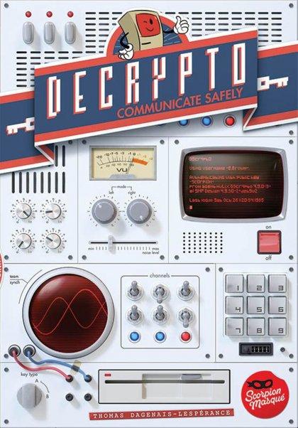 Deccrypto: copertina