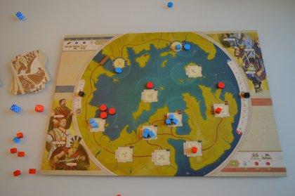 300: Terra & Acqua - Partita in corso