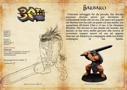 30th barbaro