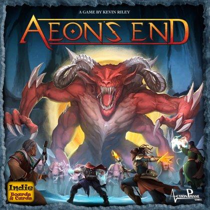 Aeon's end copertina