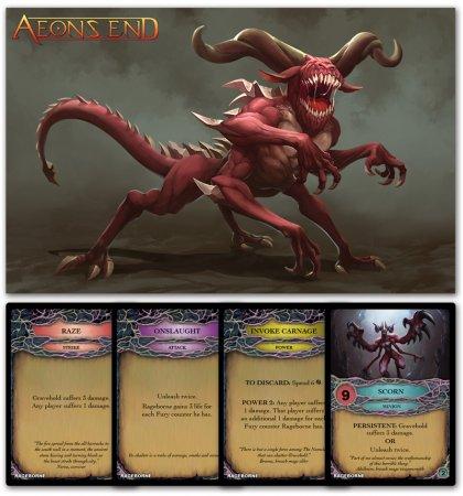 Aeon's End demone