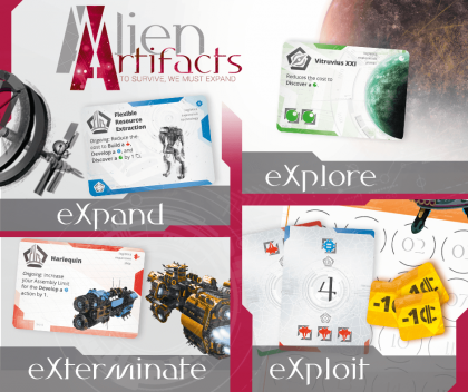 alien artifacts 4X