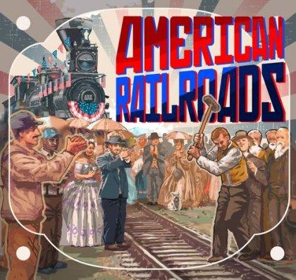Copertina di America Railroads, espansione di Russian Railroads