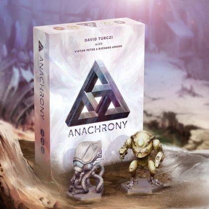 Anachrony: scatola