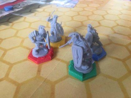Arena Colossei: scontro a quattro