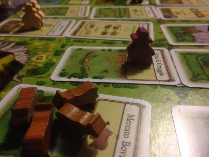 Agricola nuova edizione: bovini e contadini