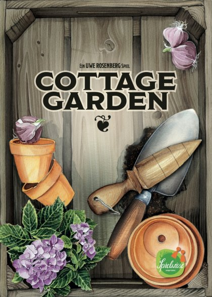 Cottage Garden: copertina