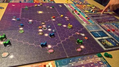 Kepler 3042 tabellone
