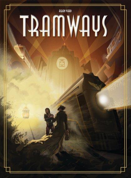 Tramways: copertina