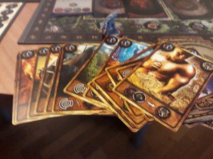 carte divinità