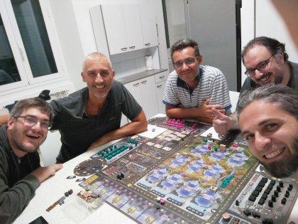 Barrage: già pronti per l'espansione 5° giocatore