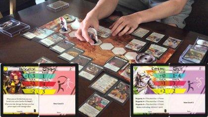 Battlecon: partita