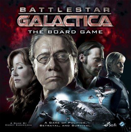 Copertina di Battlerstar Galactica