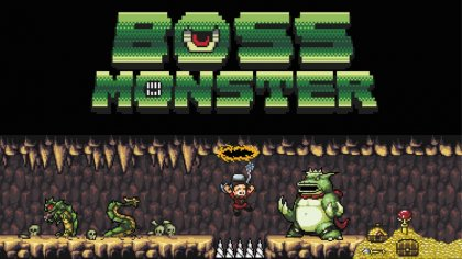 Boss Monster, un gioco di carte per un dungeon di mostri: schermata dell'app