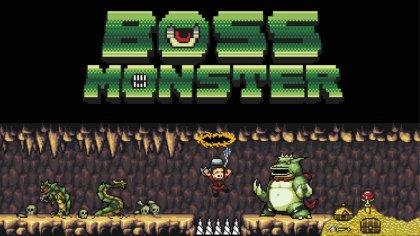 Boss Monster, un gioco di carte per un dungeon di mostri: schermata dell'app