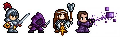 Personaggi di Boss Monster