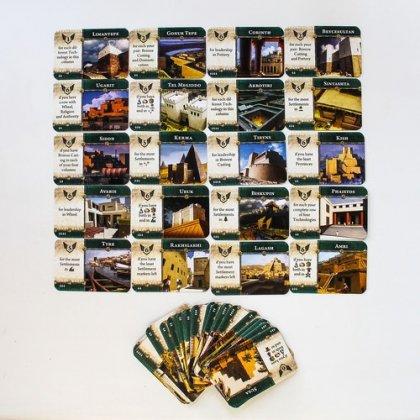 Bronze: carte Città