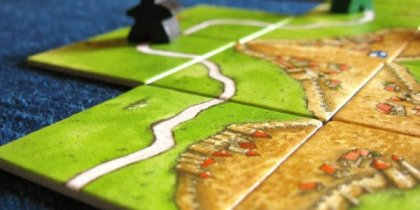 Carcassonne: dettaglio