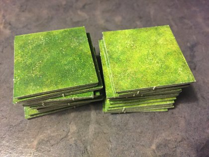 Carpe Diem gradazioni di verde