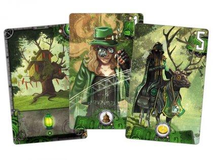 Catalyst - carte verdi