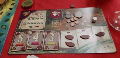 Ceylon: plancia giocatore