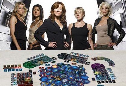 Twilight Imperium cinque giocatrici