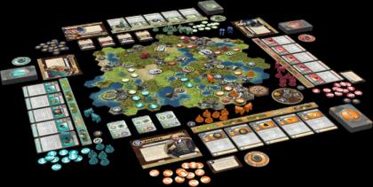 Sid Meier's Civilization - A New Dawn: materiali