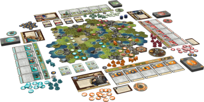Sid Meier's Civilization - A New Dawn: materiali