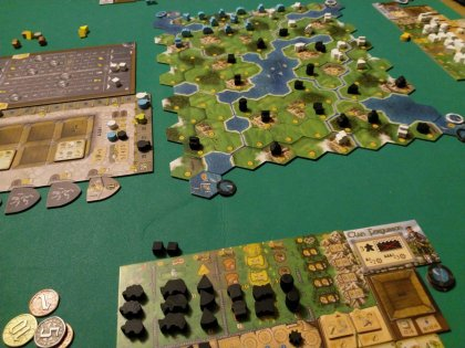 Clans of Caledonia in tre