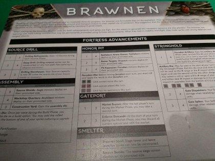 Cloudspire: scheda della razza Brawnen