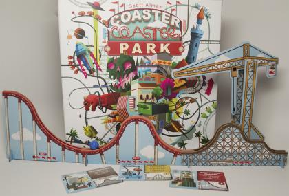 Coaster Park: componenti