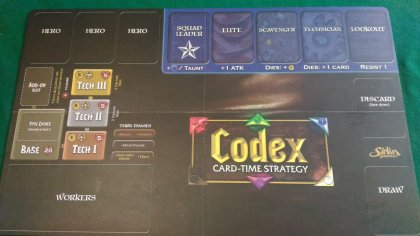 Codex: board