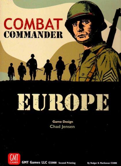 Copertina del gioco Combat Commander: Europe