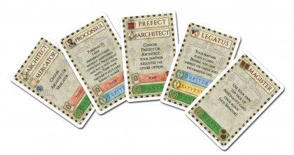 Concordia Venus: carte per il gioco a squadre