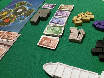 Container: soldi