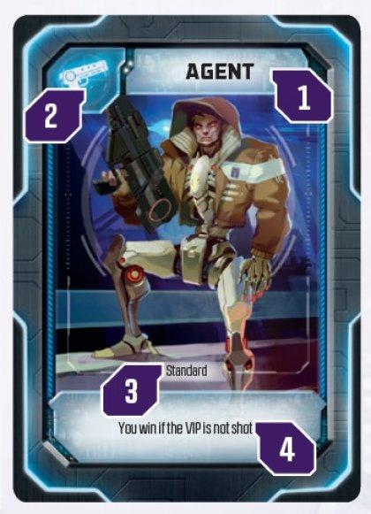 Crossfire: Agente