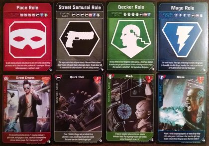 Shadowrun Crossfire carte