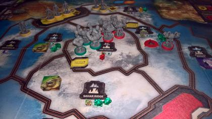 Cry havoc in gioco