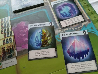 Crystal Clans: cristalli