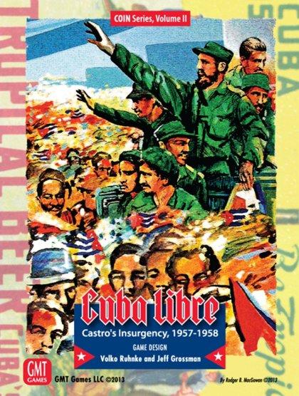 Cuba Libre: copertina