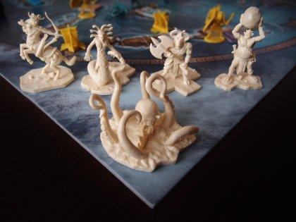 Cyclades: creature mitologiche