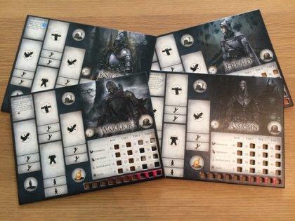 Dark Souls: schede personaggi