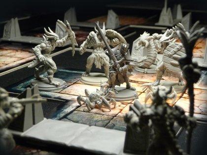 Darklight vs Brimstone: combattimento