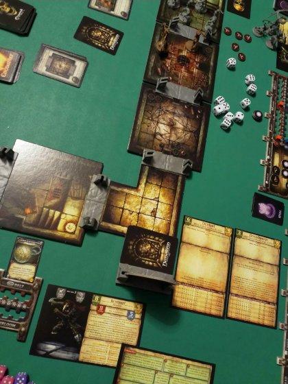 Darklight: nel dungeon