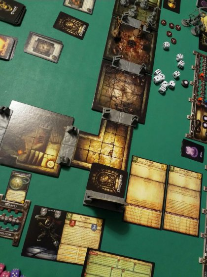Darklight: nel dungeon